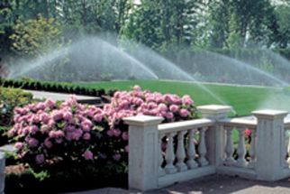 Hunter patio sprinklers