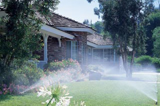 Hunter sprinklers Advanced Irrigation